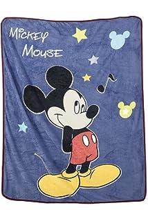 Rosa 150100 150 x 100 cm Disney Minnie Fleecedecke