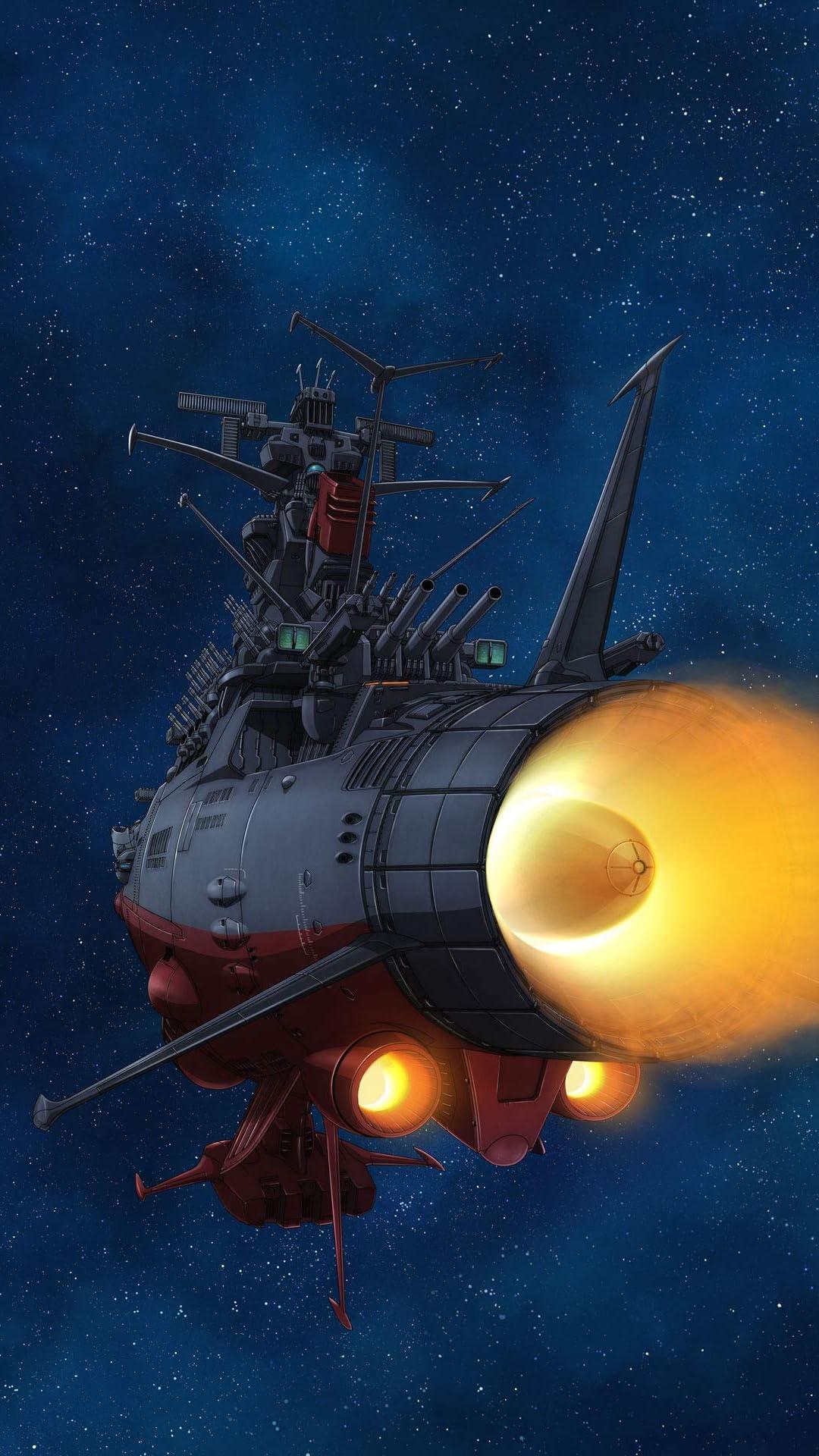 宇宙戦艦ヤマト フルhd 1080 19 スマホ壁紙 待受 宇宙戦艦ヤマト22 愛の戦士たち アニメ スマホ用画像