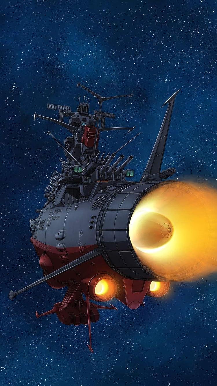 宇宙戦艦ヤマト Iphone8 7 6s 6 750 1334 壁紙 宇宙戦艦ヤマト2202 愛
