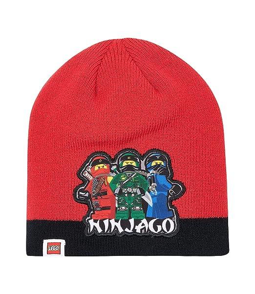 Lego Ninjago Gorro de Lana para Chicos  Amazon.es  Ropa y accesorios ba0b11f57e3