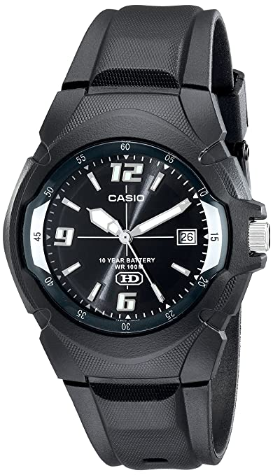 Amazon.com: CASIO Mens MW600F-1AV 10-Year Battery Sport Watch: Casio: Watches