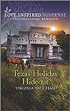 Texas Holiday Hideout (Cowboy Lawmen)