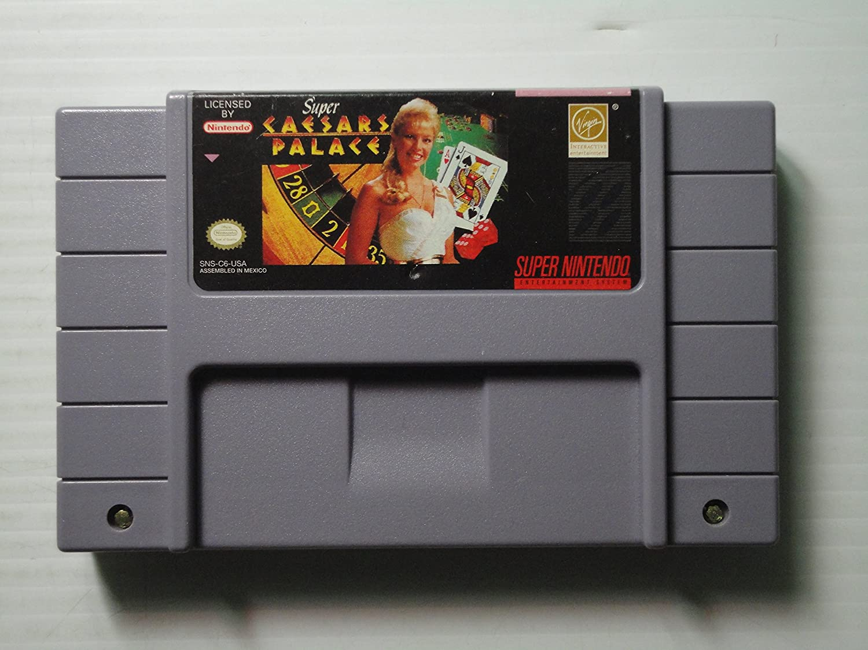 Super Nintendo Casino Game