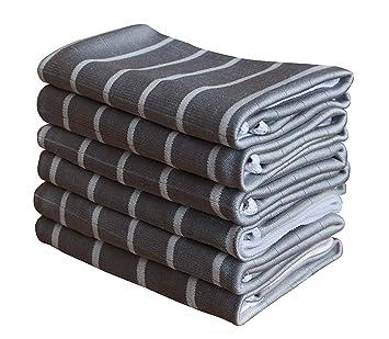 Gryeer microfibra y bambú paños de cocina , Super absorbente sin pelusa plato / tela de