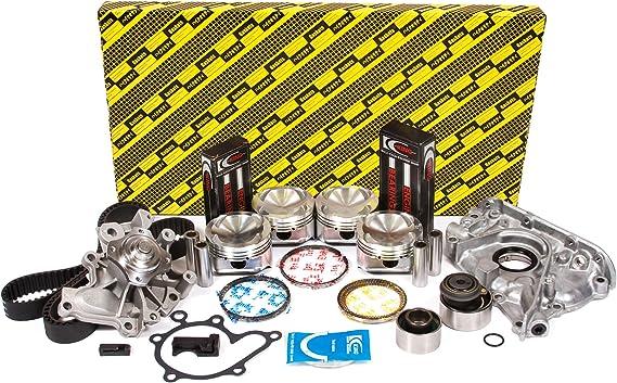 DNJ EK456 Engine Rebuild Kit for 2000-2003 // Mazda // 626 2000cc Protege Protege5 // 2.0L // DOHC // L4 // 16V // 1991cc