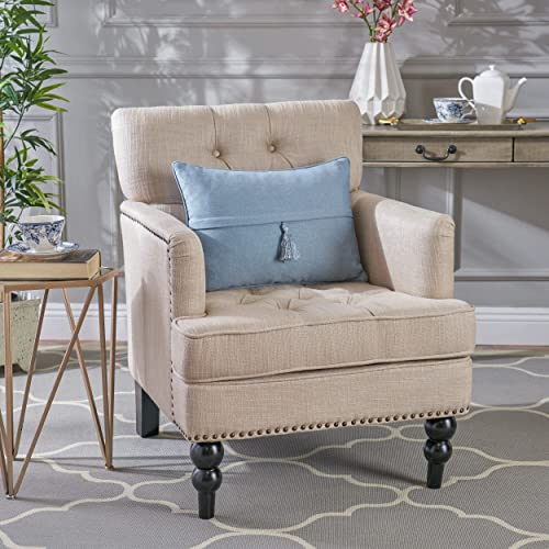 Christopher Knight Home Tufted Club