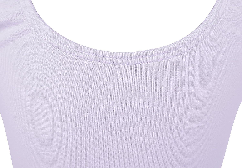 Dancina Toddler Short Sleeve Leotard for Girls