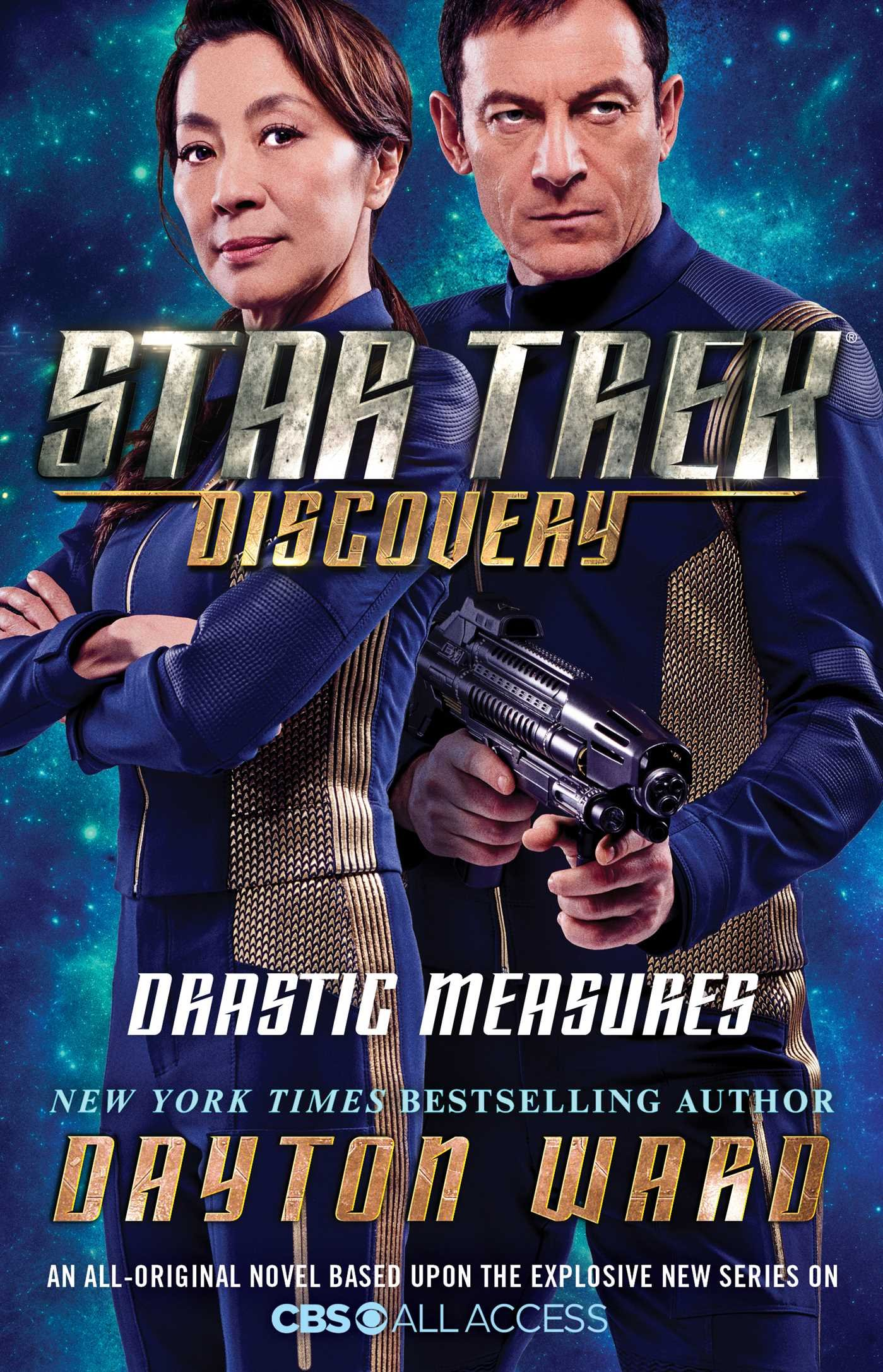 Star Trek Discovery Drastic Measures product image