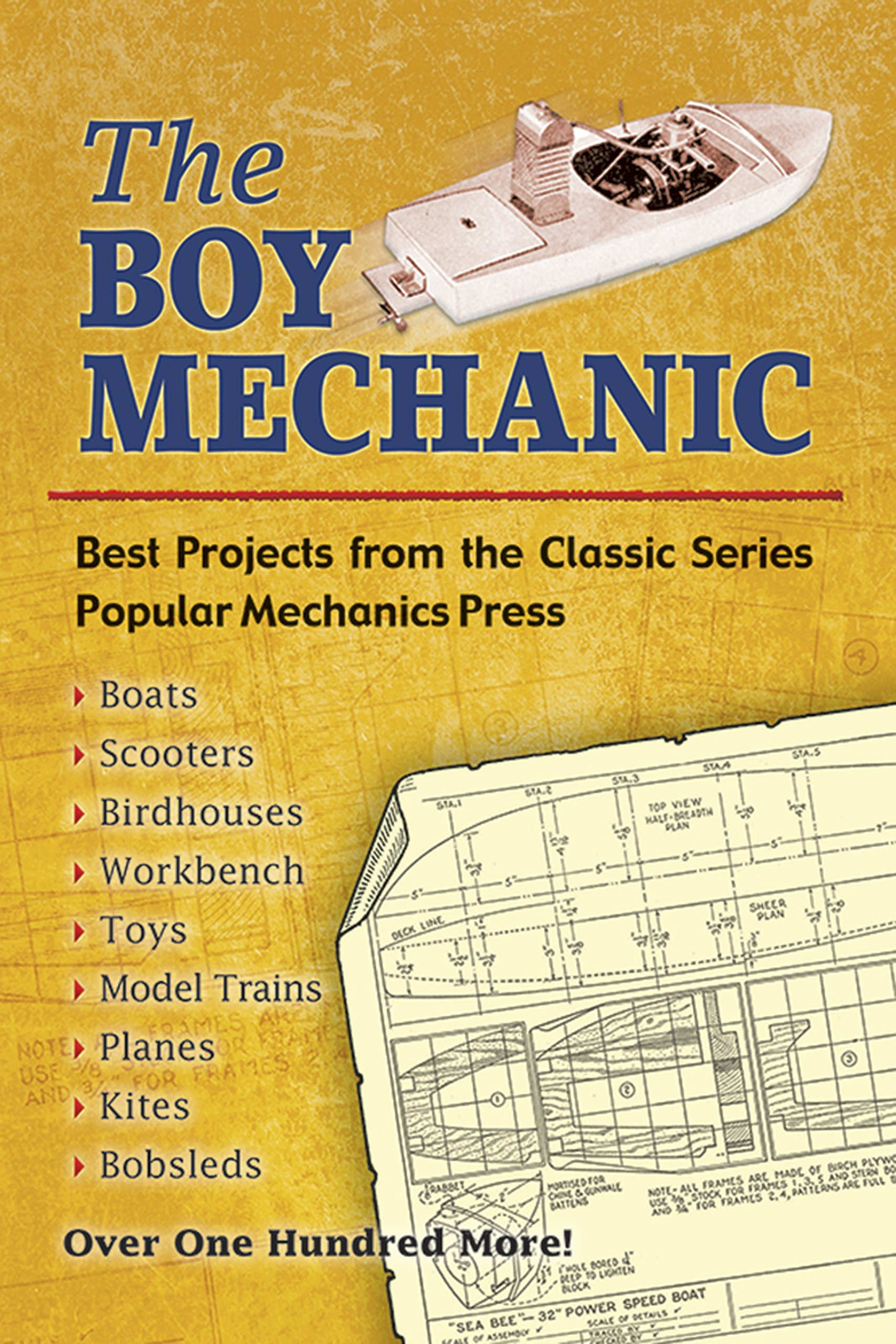 Download The Boy Mechanic: Best Projects from the Classic Popular Mechanics Series (Dover Children's Activity Books) ebook