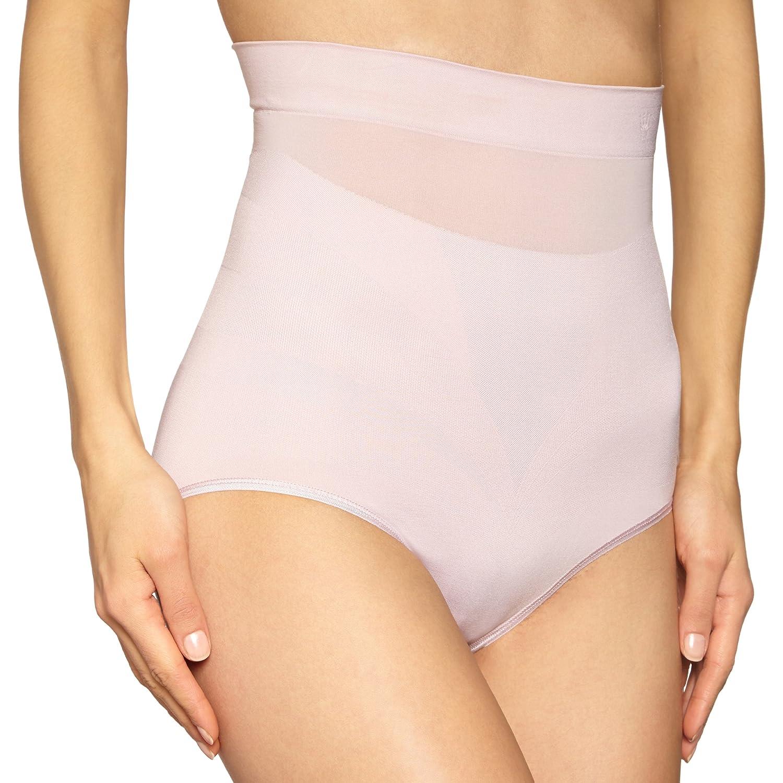 Triumph Women's Thigh Slimmer, Pink (Atmosphere (Mc), UK 14 (Manufacturer size: Medium)