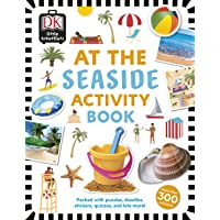 At the Seaside Activity Book: Includes more than