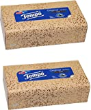 Tempo Facial Tissue Classic Box 4ply 80pulls (Pack of 2)