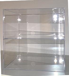 Plexi Acrylglas Vitrine Backerei Geback Kuchen Susswaren Sussigkeit
