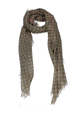 1e60c7b469 Foulards Gucci Femme - Modal (4738113G856): Amazon.fr: Vêtements et ...
