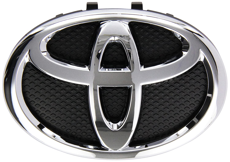Toyota Genuine 75301-52080 Emblem Sub-Assembly