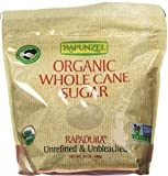 Rapunzel Whole Rapadura Unbleached Unrefined Organic Sugar (2x24oz) Pack Of  2