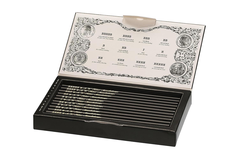 Faber Castell Estuche de colección edición limitada con lápices Polygrade con distintos