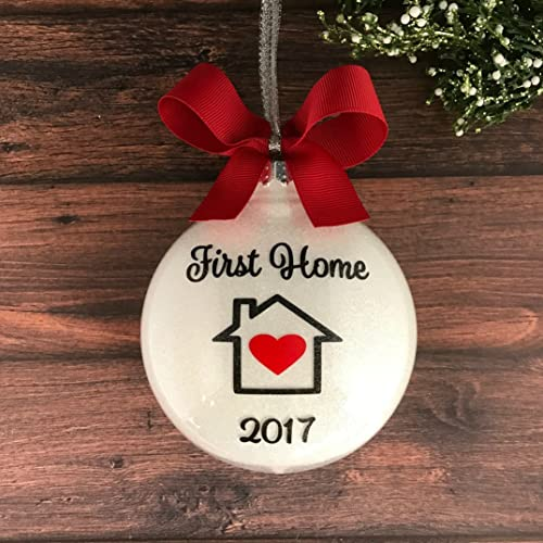amazon com first home ornament housewarming gifts for new
