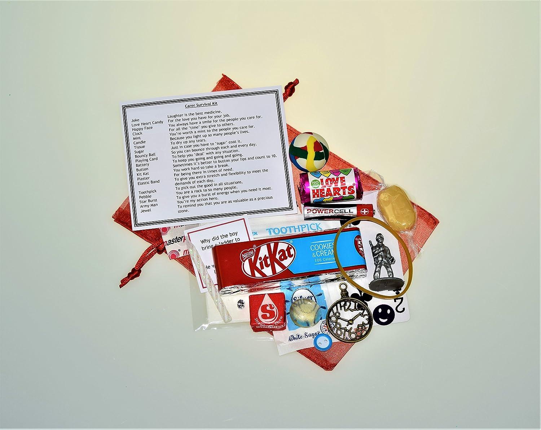 * Dentist Survival Kit Novelty Keepsake Gift Personalised Option