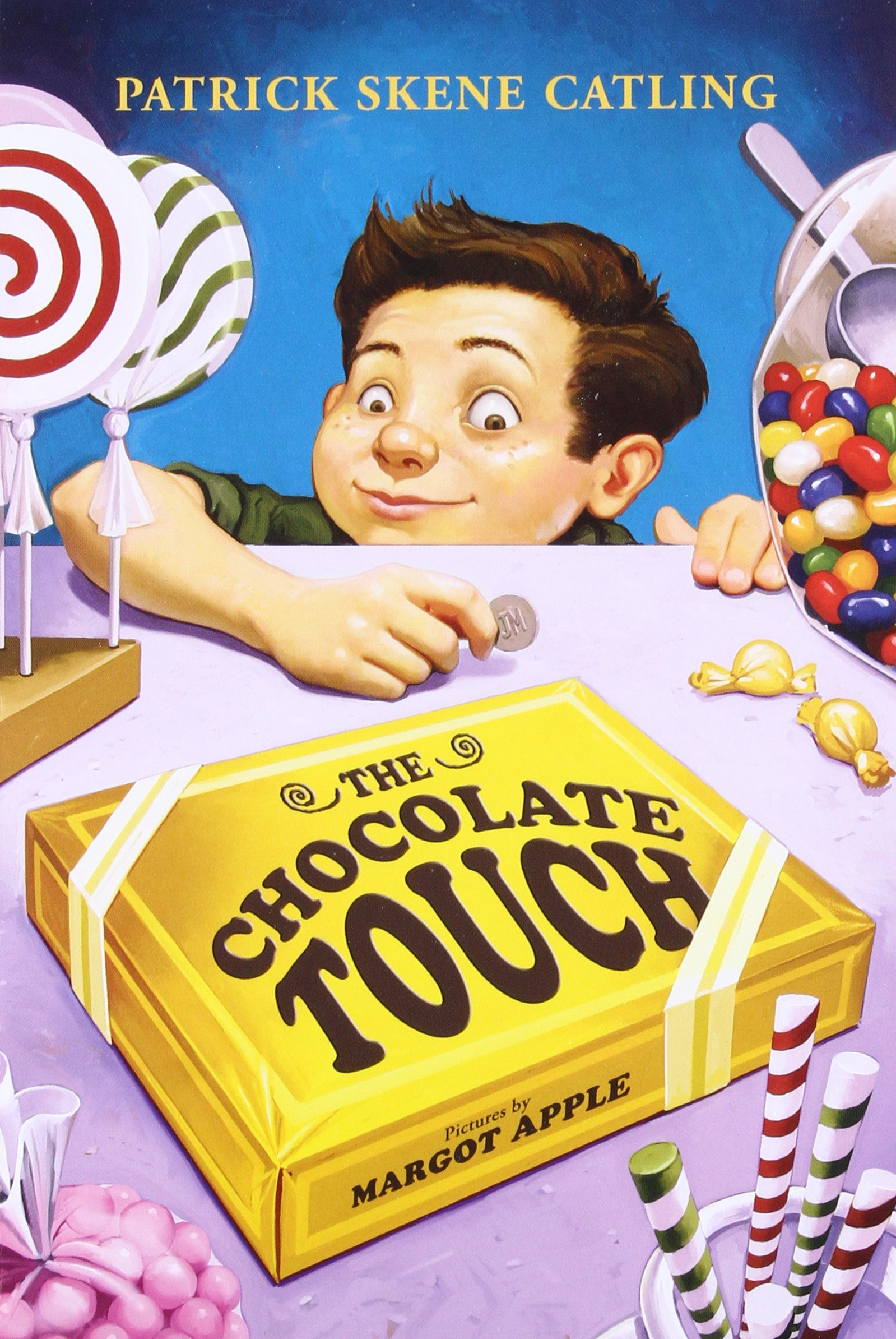 Image result for the chocolate touch book