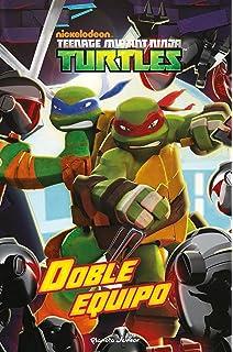 Las Tortugas Ninja. Leonardo. Actividades con pegatinas ...