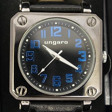 Avon Lujo Reloj para hombre Black & Mujer Reloj De Oro/Negro: Amazon.es: Relojes