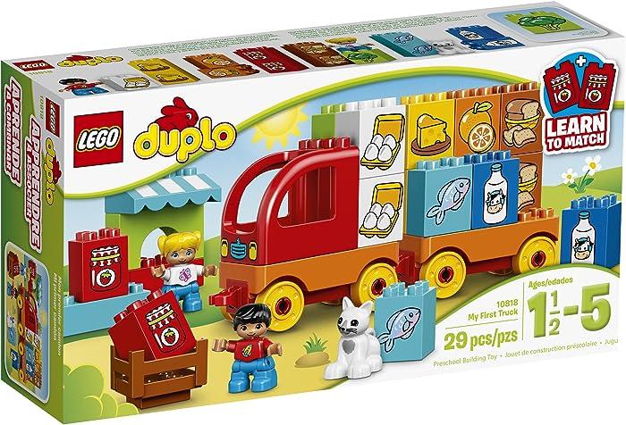 Top 9 Duplo Food Truck