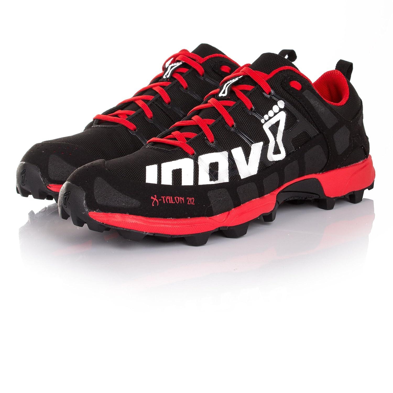 Inov-8 B073XDCN7R Men's X-Talon 212 (S) Trail-Running Shoe B073XDCN7R Inov-8 M4.5 W6|Black / Red 11a9d5