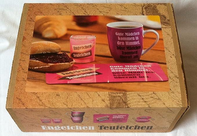 Geschirr Guten Morgen Box Gute Mädchen Geschenkset Für Dich