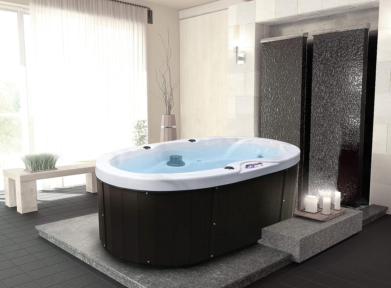 Amazon Com American Spas Hot Tub Am 420b 2 Person 20 Jets Plug N
