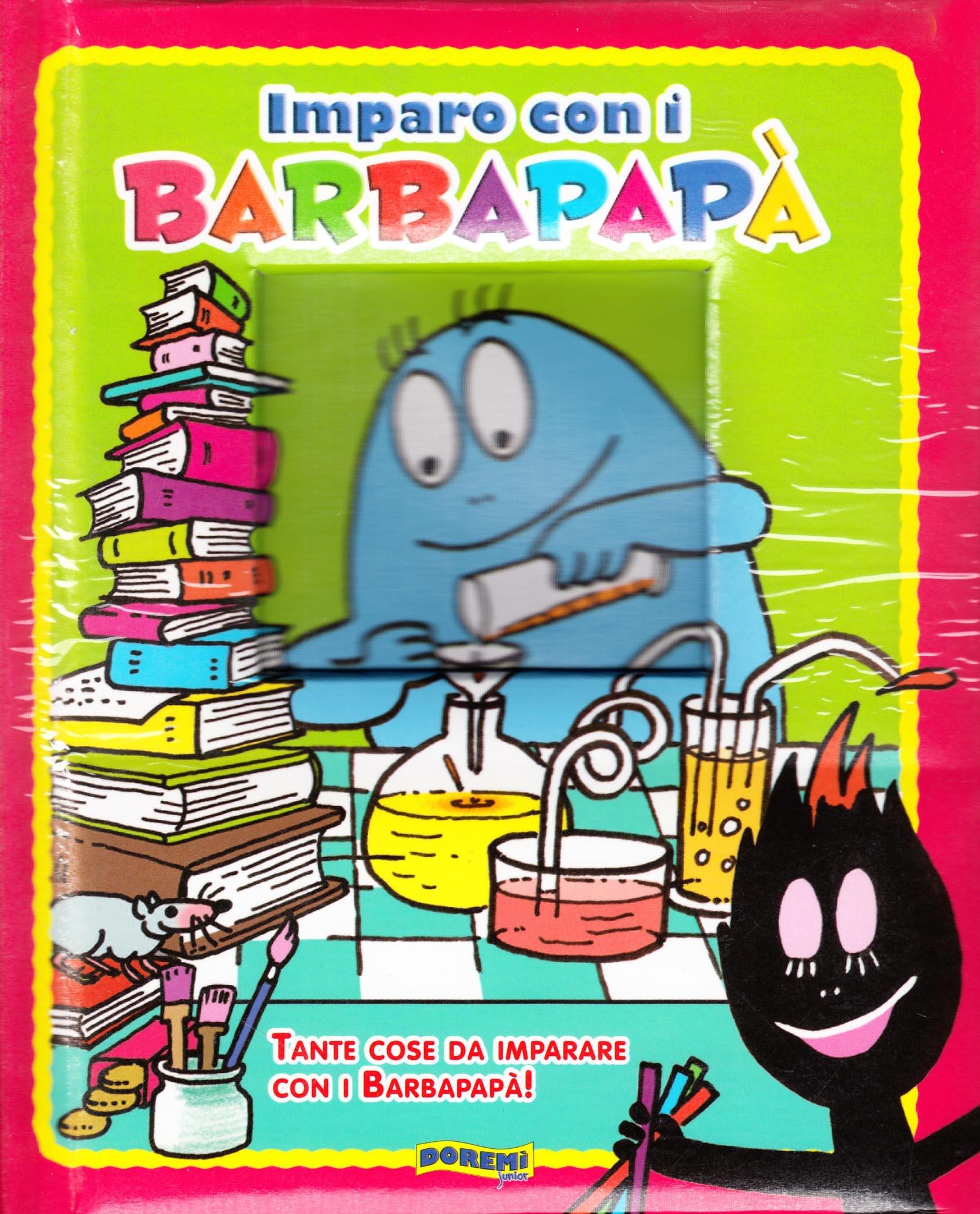 Imparo con i Barbapapà