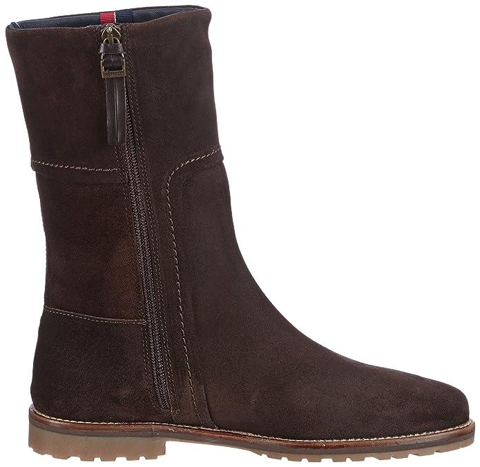 Tommy Hilfiger Damen WERA 22B Kurzschaft Stiefel, Braun (Coffee Bean 212),  40 EU  Amazon.de  Schuhe   Handtaschen a4f83a52e7
