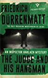 The Judge and His Hangman (Inspector Barlach 1)