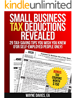 Amazon schedule c tax deductions revealed the plain english small business tax deductions revealed 29 tax saving tips you wish you knew fandeluxe Gallery