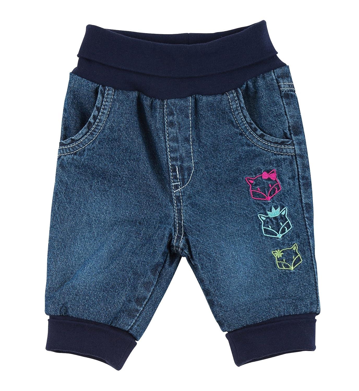 Sigikid Baby Girls Jeans, Gefüttert, Baby Jeans 155715