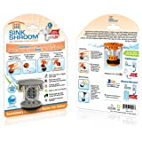 SinkShroom The Revolutionary Sink Drain Protector