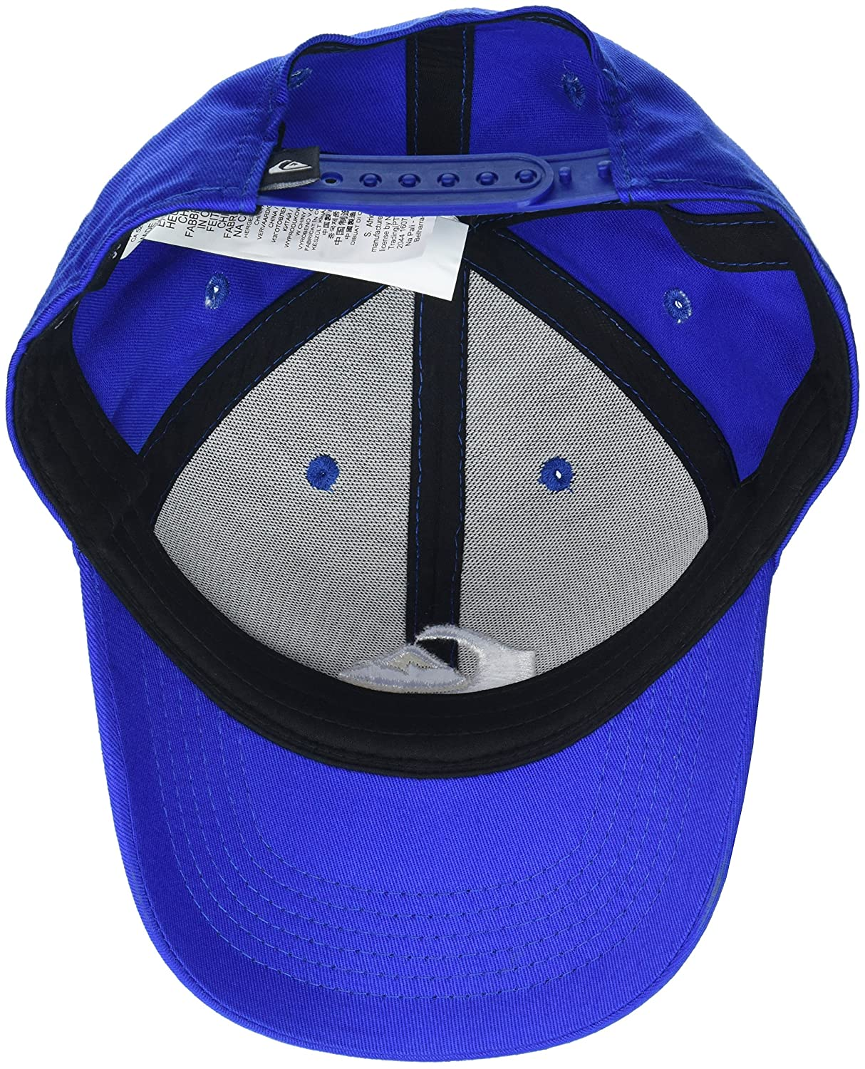6097848526b Amazon.com  Quiksilver Baby Boys Decades Youth Hat  Clothing