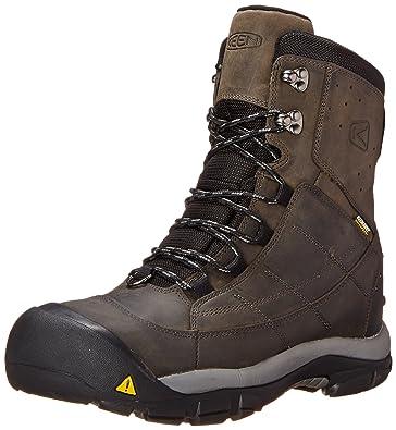 f3dd28d5e13 KEEN Men's Summit County III Outdoor Boot, Raven/Gargoyle, 10 M US ...