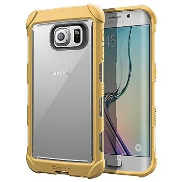 Amazon.com: Samsung Galaxy S6 Edge Caso – Poetic [Affinity ...
