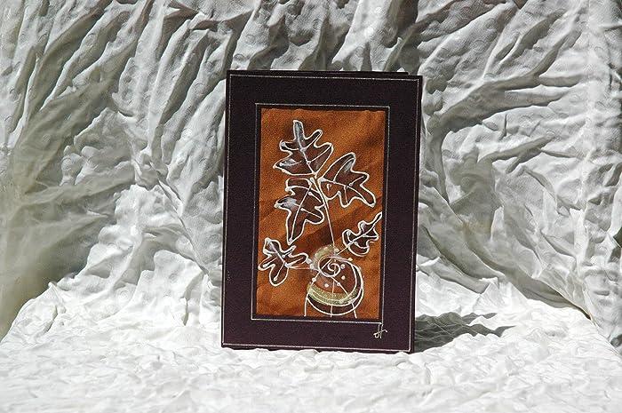 Amazon Sale15 Offdark Purple Masculine Card Hand Painting