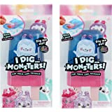 I Dig…Monsters Popsicle Pack - 2 Pack Collectable ASMR Toy - Fun & Cute Stress Relief Toy - Styles May Vary, Multicolor…