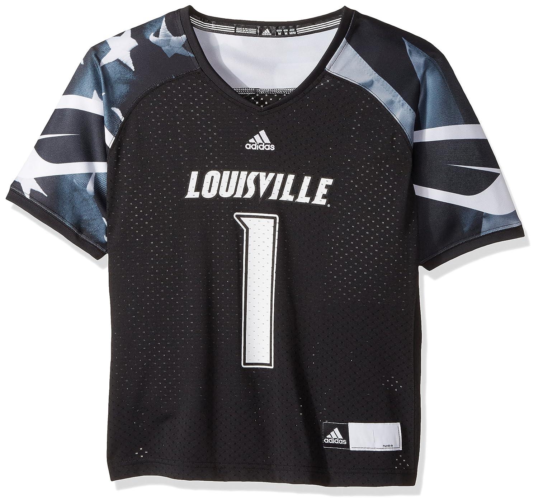 d359e6c8200 Amazon.com   NCAA Louisville Cardinals Women s Replica Football Jersey