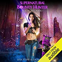 Magic Bite: Supernatural Bounty Hunter Series, Book 1
