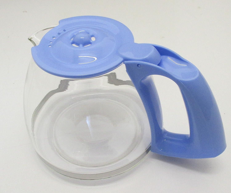 MOULINEX-Jarra con tapa para cafeteras de filtro, color azul ...