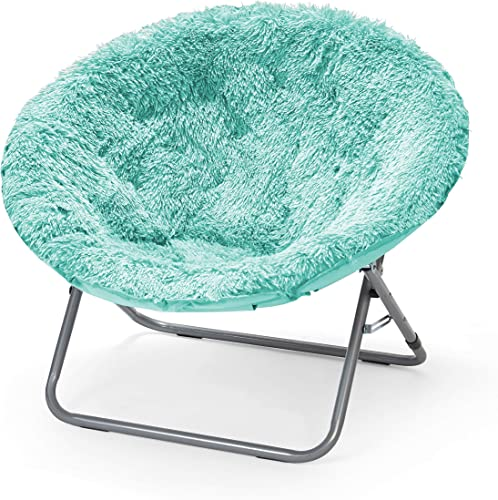 Urban Shop Oversized Mongolian Saucer Chair Review