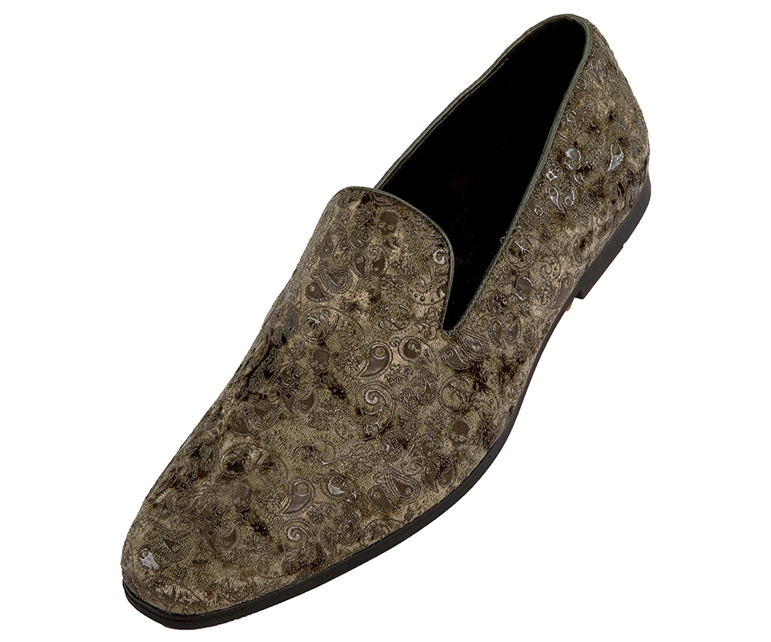 3fd774091f6 AMALI PRESENTS  Style Heath - Our unique mens plush quilted velvet smoking  slipper dress shoe for the fashion conscious gentleman