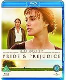Pride & Prejudice [Blu-ray][Region Free] [2005]