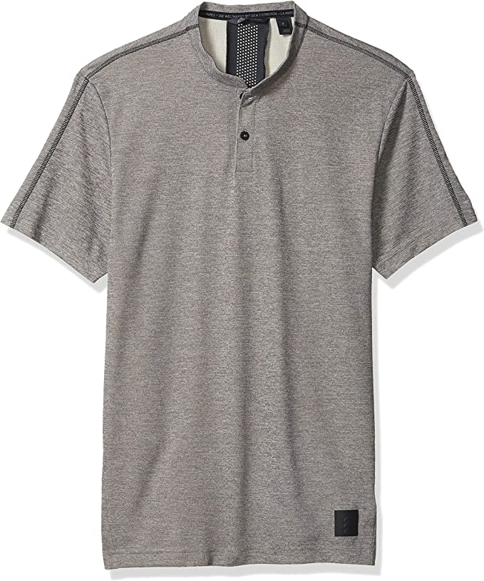 adidas Men's Adicross No-Show Polo Shirt