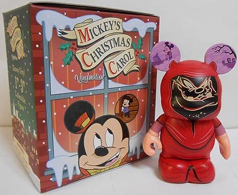 Mickeys Christmas Carol Pete.Mickey S Christmas Carol Pete As Ghost Of Christmas Future Disney Vinylmation 3 Figure Cute
