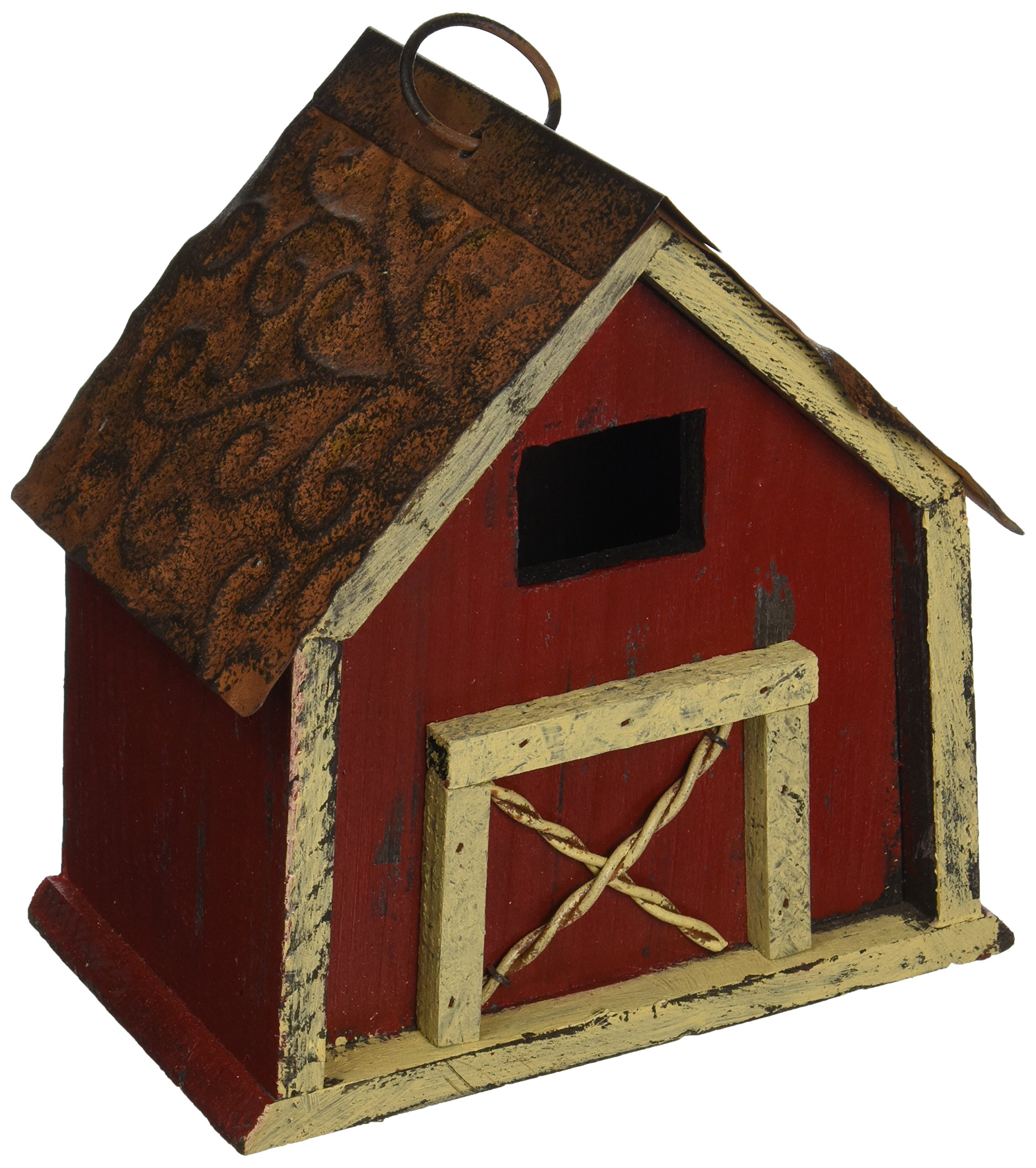 Carson Home Accents Rustic Barn Birdhouse by Carson